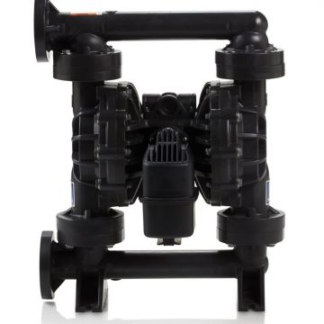 Husky 15120 PVDF Pump, Polypropylene Center Section, PVDF Seats, Flouroeleastomer Balls & Flouroeleastomer Diaphragm