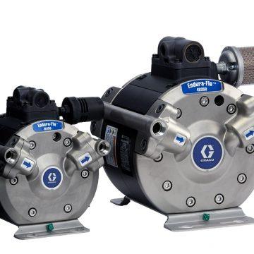 Graco Endura-Flo High Pressure Diaphragm Pumps
